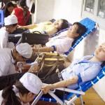 Những phản ứng bất lợi với người hiến máu và cách xử trí